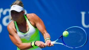 Acht von zehn deutschen Tennisspielerinnen ausgeschieden
