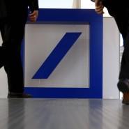 Die Deutsche Bank will das Vertrauen der Kapitalmärkte zurückgewinnen.