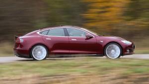 Tesla S wird nicht mehr gefördert