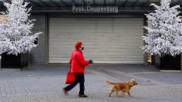 Länder wollen zusätzliche Auflagen für Einzelhandel begrenzen