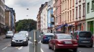 Frankfurt, Deutschlands Pendlerhauptstadt, ist für die Bundesregierung keine besonders belastete Stadt.