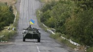 Merkel und Hollande besorgt wegen Gewalt in der Ukraine