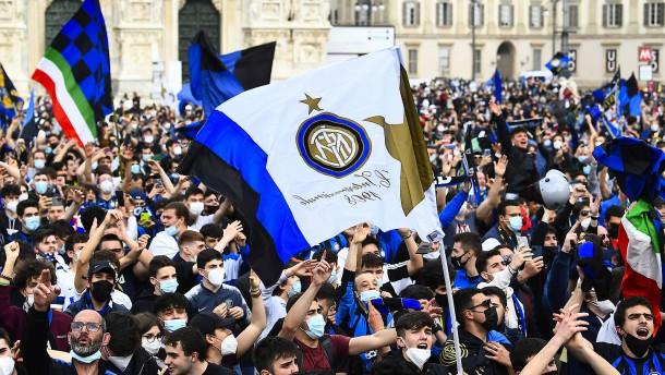 Inter Mailand entthront Juventus