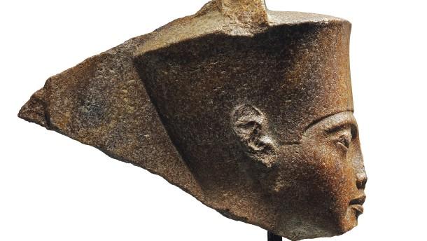Antike Tutanchamun-Büste für 5,3 Millionen Euro versteigert