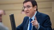 Wolfgang Reinhart, Vorsitzender der CDU-Fraktion in Baden-Württemberg, kritisiert den Kurs der Partei