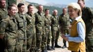 Ankara lässt von der Leyen Bundeswehr in Incirlik besuchen
