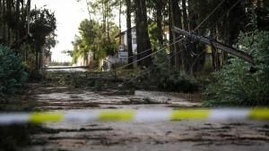 """27 Verletzte in Portugal nach Sturm """"Leslie"""""""
