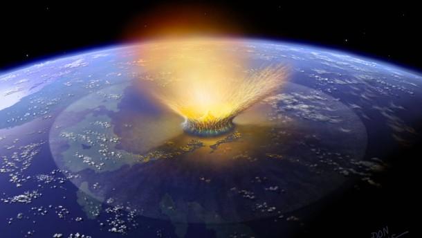 Was die Dinosaurier wirklich ausgerottet hat