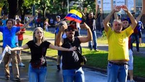 Maduro will nach angeblichem Putschversuch hart durchgreifen