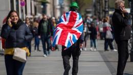 Ein Jahr Haft für militanten Brexit-Anhänger