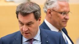 Bayern will Flüchtlinge notfalls an der Grenze zurückweisen