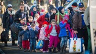 Mit Symbolpolitik gegen die Flüchtlingskrise