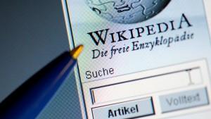 Eine Million Nutzer spenden für Wikipedia