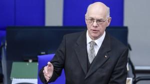 Wie der Bundestagspräsident die AfD ausbremsen will