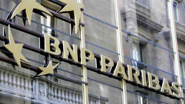 S&P senkt Rating von Frankreichs größter Bank