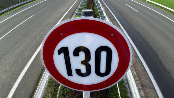Tempolimit 130 auf Autobahnen wird Thema im Bundesrat