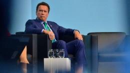 Umweltschützer bekommen Rückendeckung von Schwarzenegger