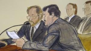 "Drogenbaron ""El Chapo"" legt Berufung ein"