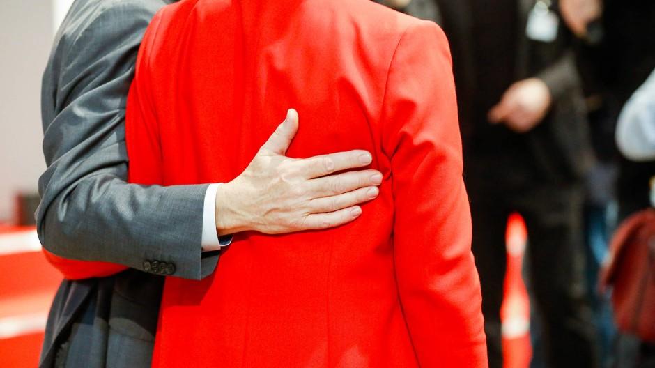 Die SPD verabschiedet sich endgültig von der neoliberalen Schröder-Ära