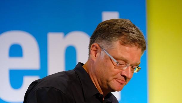 Sächsischer FDP-Landesvorstand kündigt Rücktritt an