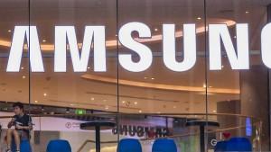 Samsung tritt gegen Google Pay an