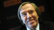 Nach schwieriger Herz-OP auf dem Weg der Besserung: Günter Netzer