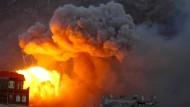 Saudi-Arabien setzt Angriffe auf Houthi-Miliz fort