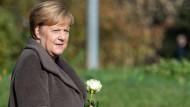 Gedenken: Merkel am Montag in Zwickau