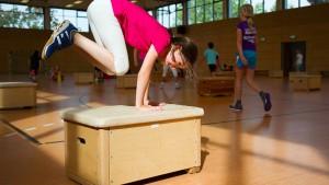 Viele Hürden für den Schulsport