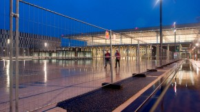Flughafen Berlin-Brandenburg Willy Brandt