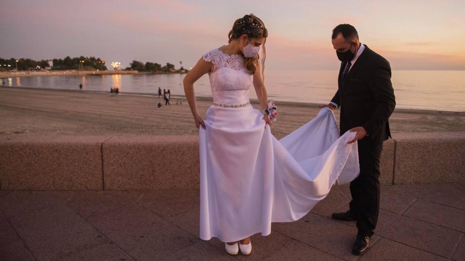 Auch nach der Hochzeit: Jeder darf bleiben, wer er ist.