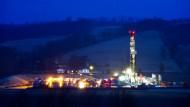 Amerikanische Fracking-Plattform: Gewerkschaften fürchten sich um den Verlust von Schlüsseltechnologien