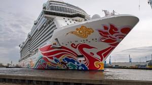 Kreuzfahrt auf Chinesisch