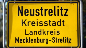 Neustrelitz soll bald «Residenzstadt» heißen
