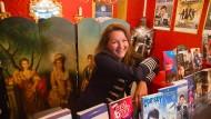 Schauspielerin, Autorin und Krimidinner Erfinderin: Alexandra Stamm