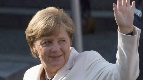 Ansprache Merkels zum Tag der Deutschen Einheit