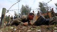 Kabinett bringt Irak-Einsatz auf den Weg