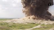 Pentagon verkündet Erfolge gegen Terrormiliz IS