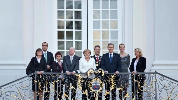 Tag der Deutschen Einheit in Bonn