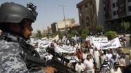 Maliki will im Amt bleiben