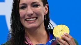 Weltrekord und Tränen: Schoenmaker prägt furiose Schwimm-Finals