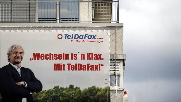 So einfach war es nicht: Bayer-Sportdirektor Völler auf der inzwischen berühmt-berüchtigten Teldafax