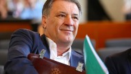 Ehemaliger Zagreb-Präsident angeschossen
