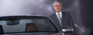 Rupert Stadler, Vorstandschef von Audi in Ingolstadt