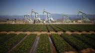 Amerika fährt die Ölförderung zurück