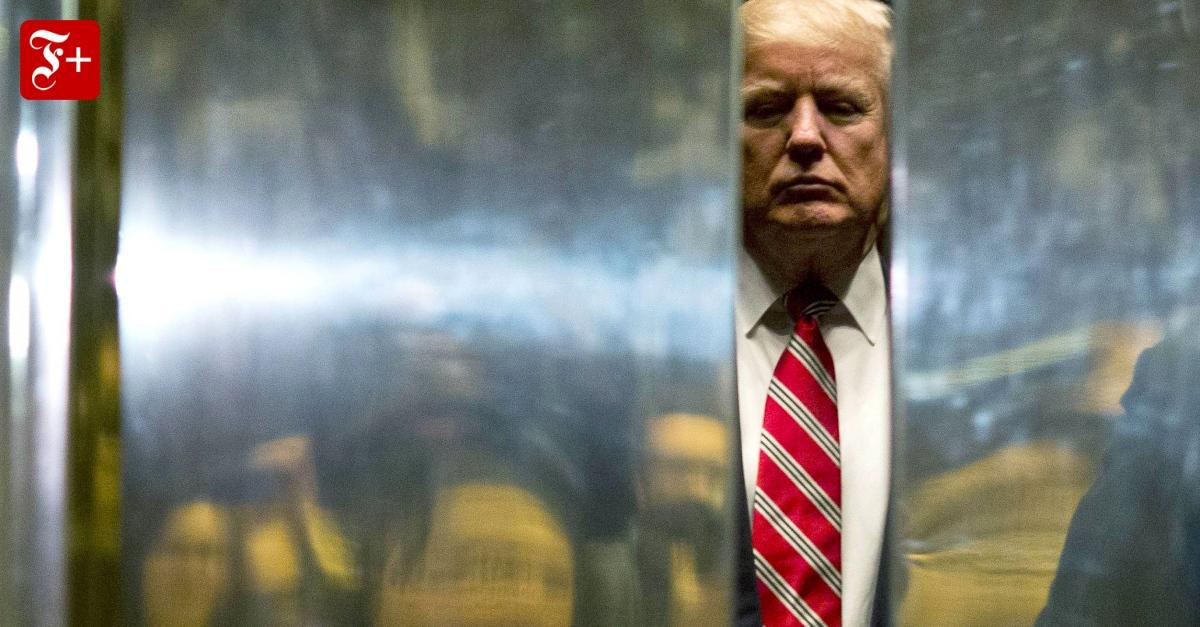 """Donald Trump, ein Opfer der """"Cancel Culture""""? - FAZ - Frankfurter Allgemeine Zeitung"""