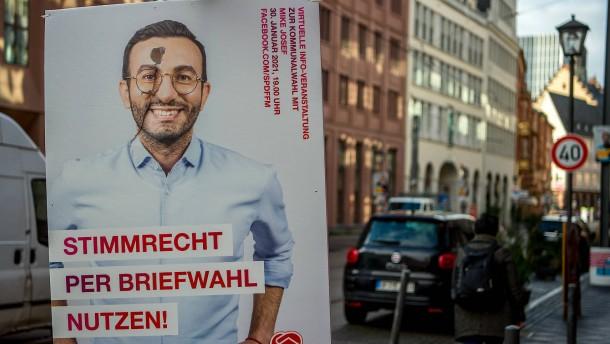 SPD erstattet Anzeige wegen abgehängter Wahlplakate