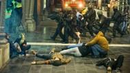 Realistische Szenarien: Anti-Terror-Übung am Dienstagabend im Hauptbahnhof