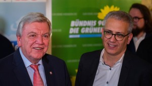 CDU und Grüne einigen sich auf Koalitionsvertrag
