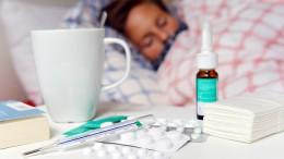 Grippe grassiert in Deutschland